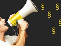 megaphone legal