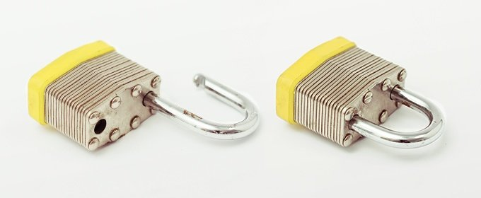 online safety locks