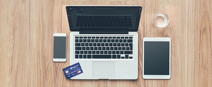 mobile or desktop focus