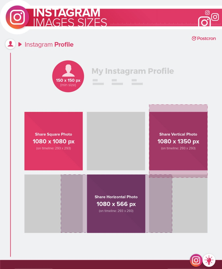 Instagram dimensions