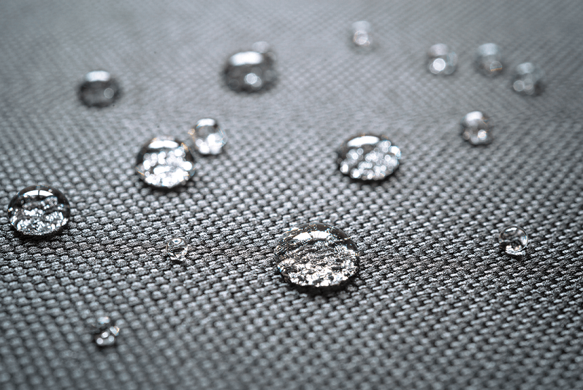 waterproof fabric closeup