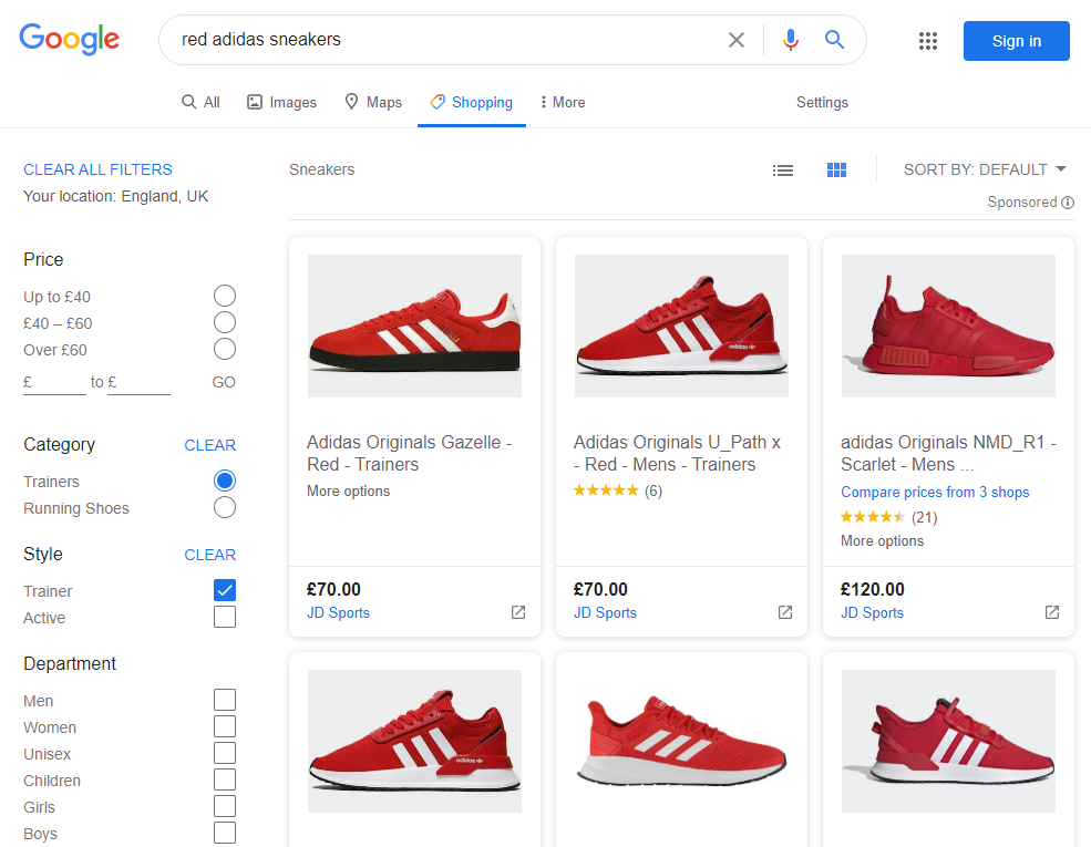 Google_Shopping_Adidas_sneakers