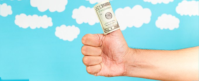 social media budget thumb
