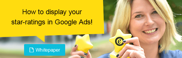Get star ratings in Google Ads whitepaper