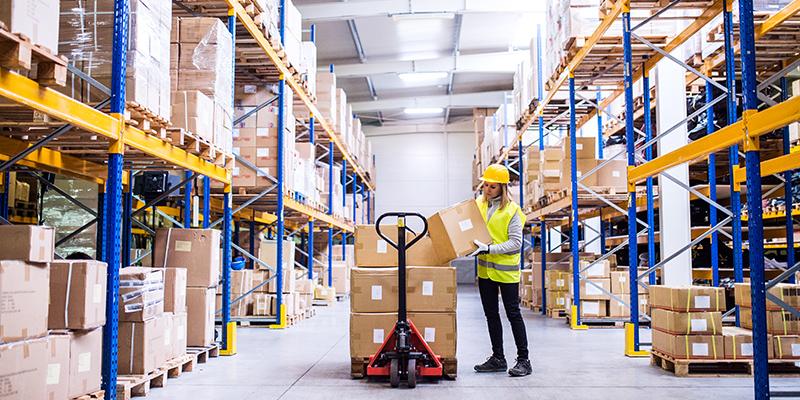 logistics inventory warehouse