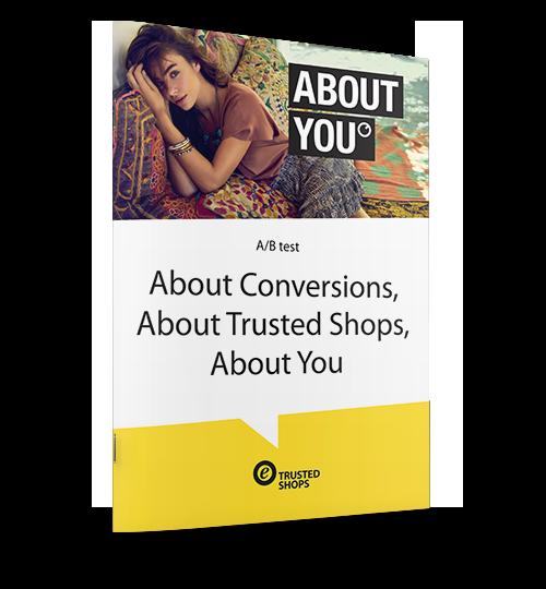 Conversion optimisation: About You